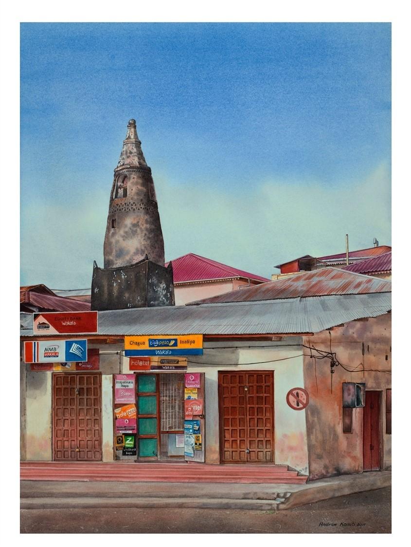 Zanzi Mosque2019
